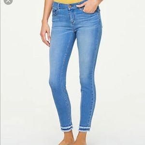 Loft Ankle Modern Skinny Jeans